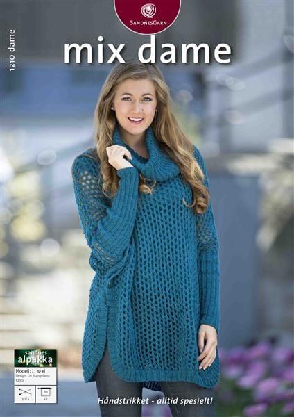 strikkeoppskrifter dame damer i trondheim