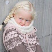 Sondre genser Strikkegarn og strikkeoppskrifter TO