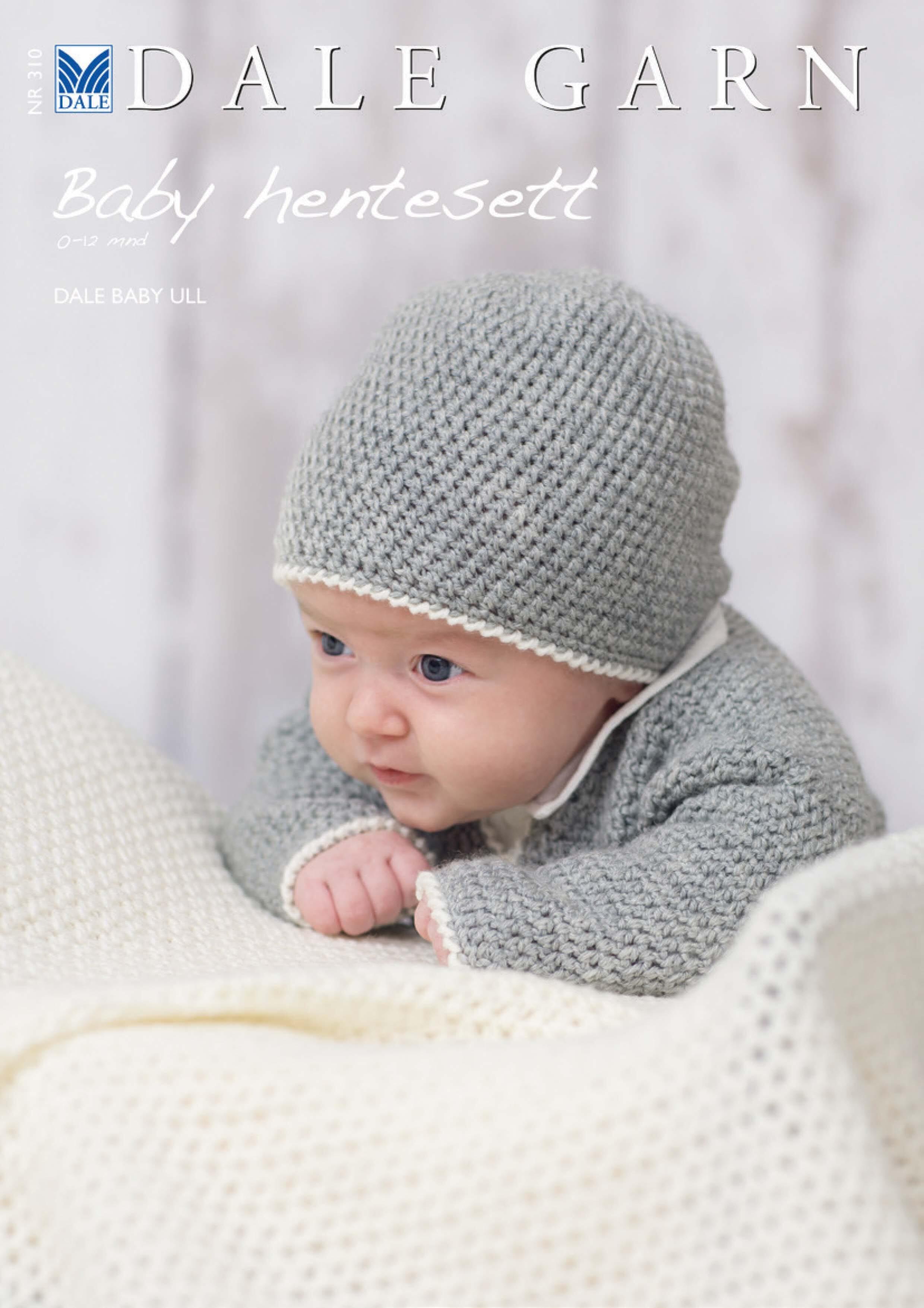 tøj til nyfødt baby vinter