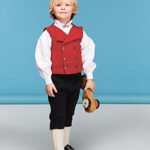 8c5d5aa8ab63 Matilde kjole med seler - Strikkegarn og strikkeoppskrifter - TO DAMER