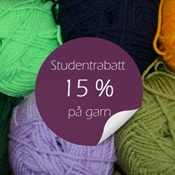 Studentrabatt hos Todamer.no